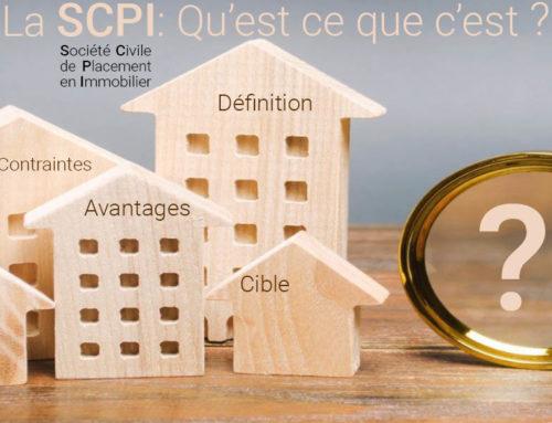 La SCPI, qu'est ce que c'est ?